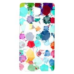 Colorful Diamonds Dream Galaxy Note 4 Back Case