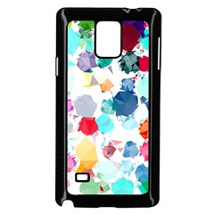 Colorful Diamonds Dream Samsung Galaxy Note 4 Case (black)