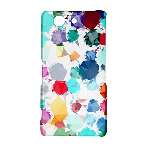Colorful Diamonds Dream Sony Xperia Z3 Compact
