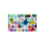 Colorful Diamonds Dream Cosmetic Bag (XS) Back