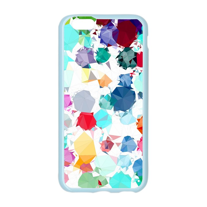 Colorful Diamonds Dream Apple Seamless iPhone 6/6S Case (Color)