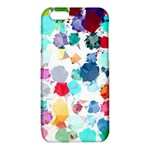 Colorful Diamonds Dream iPhone 6/6S TPU Case Front