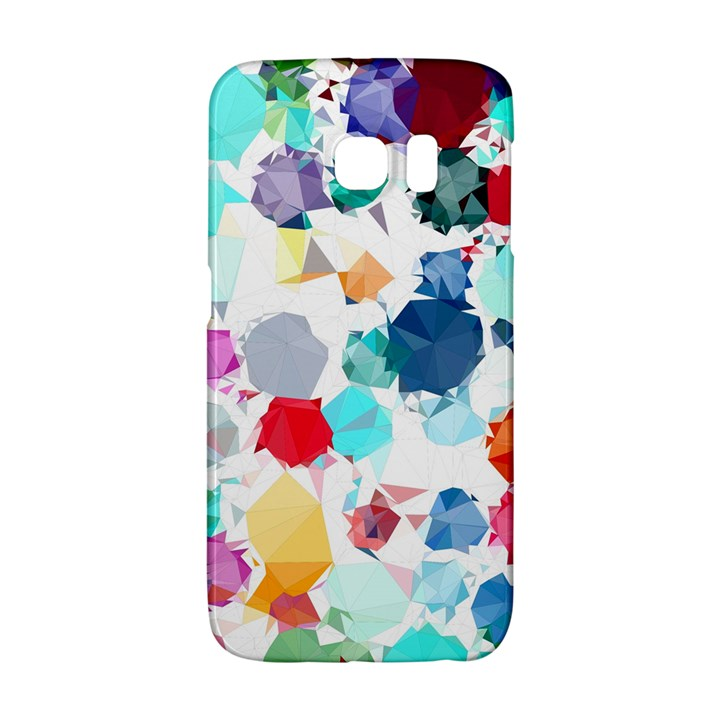 Colorful Diamonds Dream Galaxy S6 Edge