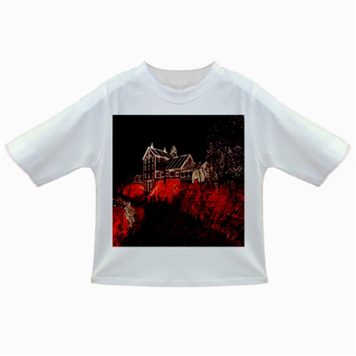 Clifton Mill Christmas Lights Infant/Toddler T-Shirts