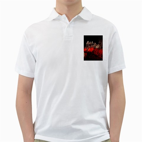 Clifton Mill Christmas Lights Golf Shirts