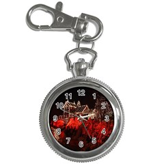 Clifton Mill Christmas Lights Key Chain Watches