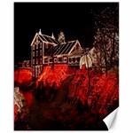 Clifton Mill Christmas Lights Canvas 16  x 20   20 x16 Canvas - 1