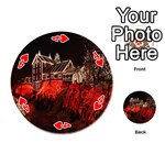 Clifton Mill Christmas Lights Playing Cards 54 (Round)  Front - Heart4