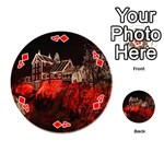 Clifton Mill Christmas Lights Playing Cards 54 (Round)  Front - Diamond4