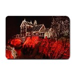 Clifton Mill Christmas Lights Small Doormat  24 x16 Door Mat - 1