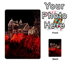 Clifton Mill Christmas Lights Multi-purpose Cards (Rectangle)