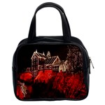 Clifton Mill Christmas Lights Classic Handbags (2 Sides) Front