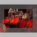 Clifton Mill Christmas Lights Mini Canvas 6  x 4  6  x 4  x 0.875  Stretched Canvas
