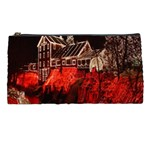 Clifton Mill Christmas Lights Pencil Cases Front