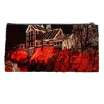 Clifton Mill Christmas Lights Pencil Cases Back