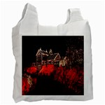 Clifton Mill Christmas Lights Recycle Bag (Two Side)  Front
