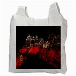 Clifton Mill Christmas Lights Recycle Bag (Two Side)  Back