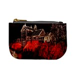 Clifton Mill Christmas Lights Mini Coin Purses Front