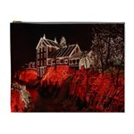 Clifton Mill Christmas Lights Cosmetic Bag (XL) Front