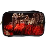 Clifton Mill Christmas Lights Toiletries Bags 2-Side Back