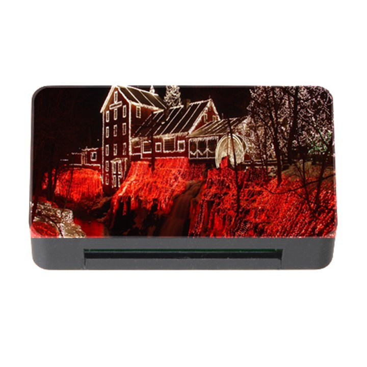 Clifton Mill Christmas Lights Memory Card Reader with CF