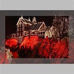 Clifton Mill Christmas Lights Deluxe Canvas 18  x 12   18  x 12  x 1.5  Stretched Canvas