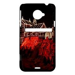 Clifton Mill Christmas Lights HTC Evo 4G LTE Hardshell Case