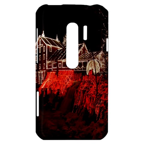 Clifton Mill Christmas Lights HTC Evo 3D Hardshell Case