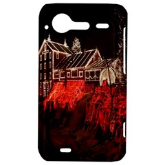 Clifton Mill Christmas Lights HTC Incredible S Hardshell Case