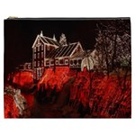 Clifton Mill Christmas Lights Cosmetic Bag (XXXL)  Front