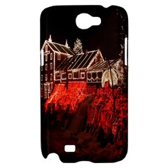 Clifton Mill Christmas Lights Samsung Galaxy Note 2 Hardshell Case