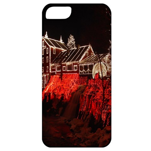 Clifton Mill Christmas Lights Apple iPhone 5 Classic Hardshell Case