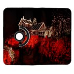 Clifton Mill Christmas Lights Samsung Galaxy Note II Flip 360 Case Front