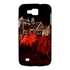 Clifton Mill Christmas Lights Samsung Galaxy Premier I9260 Hardshell Case