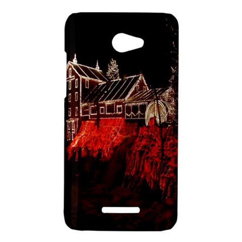 Clifton Mill Christmas Lights HTC Butterfly X920E Hardshell Case