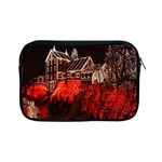 Clifton Mill Christmas Lights Apple iPad Mini Zipper Cases Front