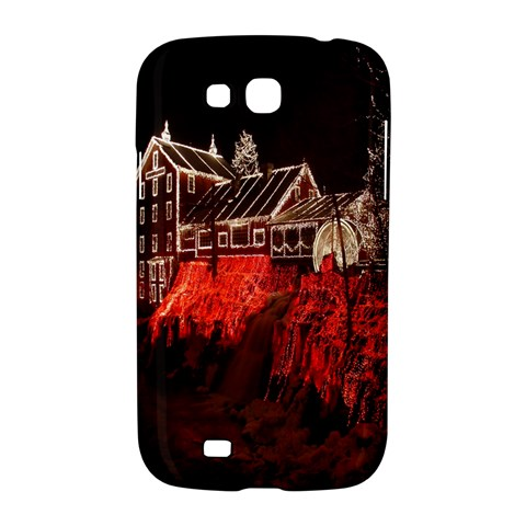 Clifton Mill Christmas Lights Samsung Galaxy Grand GT-I9128 Hardshell Case