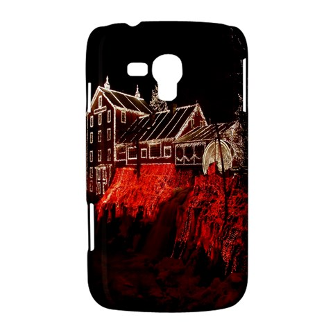 Clifton Mill Christmas Lights Samsung Galaxy Duos I8262 Hardshell Case