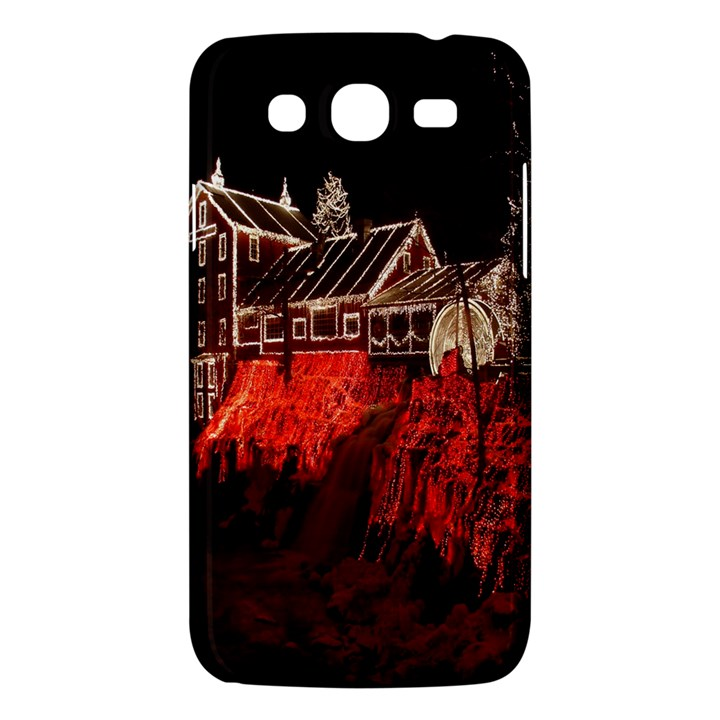Clifton Mill Christmas Lights Samsung Galaxy Mega 5.8 I9152 Hardshell Case
