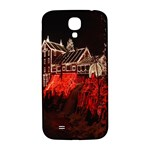 Clifton Mill Christmas Lights Samsung Galaxy S4 I9500/I9505  Hardshell Back Case Front