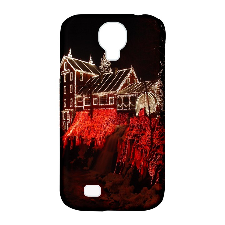 Clifton Mill Christmas Lights Samsung Galaxy S4 Classic Hardshell Case (PC+Silicone)