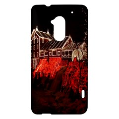 Clifton Mill Christmas Lights HTC One Max (T6) Hardshell Case