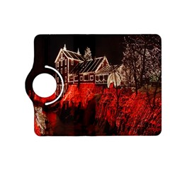 Clifton Mill Christmas Lights Kindle Fire HD (2013) Flip 360 Case