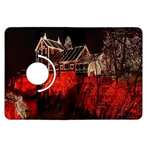 Clifton Mill Christmas Lights Kindle Fire HDX Flip 360 Case