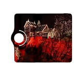 Clifton Mill Christmas Lights Kindle Fire HDX 8.9  Flip 360 Case Front