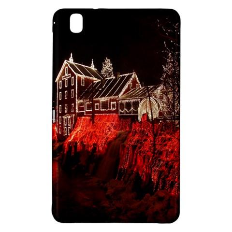 Clifton Mill Christmas Lights Samsung Galaxy Tab Pro 8.4 Hardshell Case