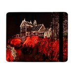 Clifton Mill Christmas Lights Samsung Galaxy Tab Pro 8.4  Flip Case Front