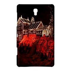 Clifton Mill Christmas Lights Samsung Galaxy Tab S (8.4 ) Hardshell Case