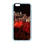 Clifton Mill Christmas Lights Apple Seamless iPhone 6/6S Case (Color) Front
