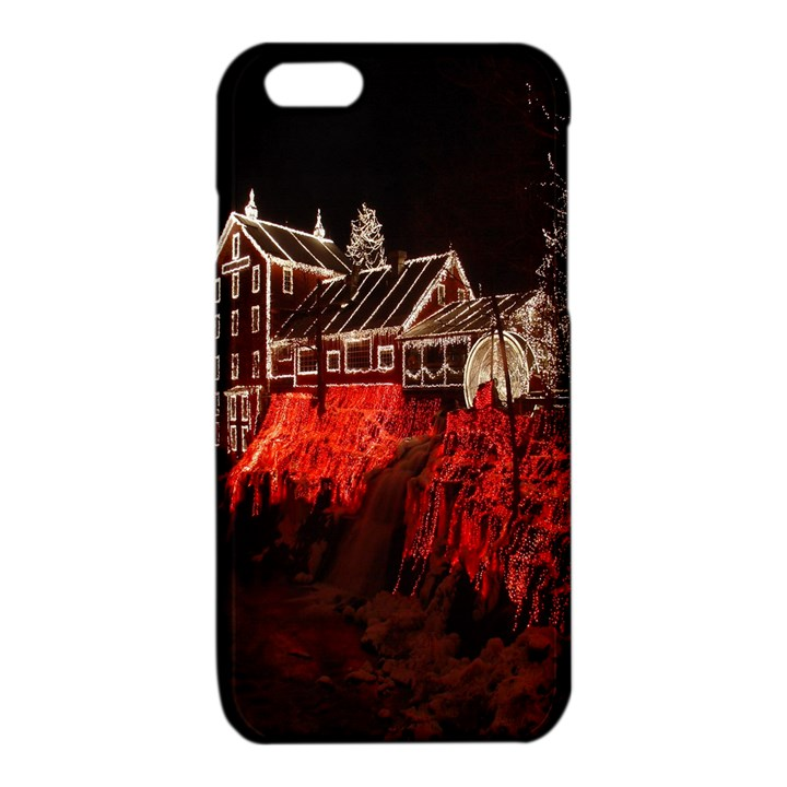 Clifton Mill Christmas Lights iPhone 6/6S TPU Case